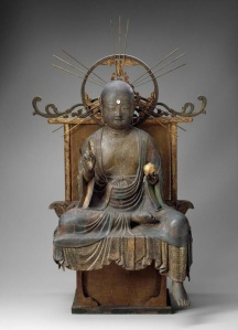 Jizo, the Bodhisattva of the Earth Matrix