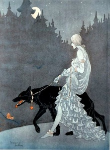 Marjorie Miller, Queen of the Night, 1931.