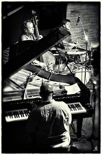 Jazz Trio by Alessandro.Giorgi