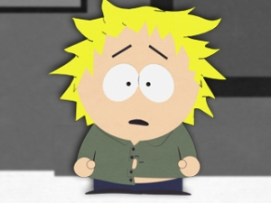Tweek! Via Comedy Central