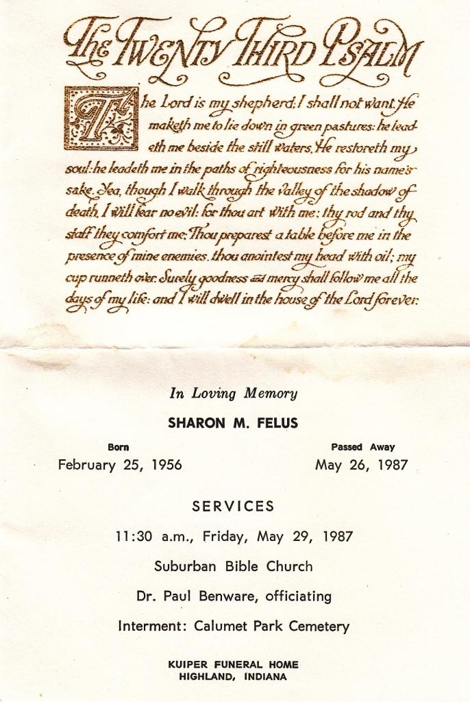 Sharon Felus