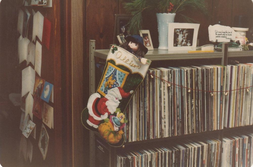 album rack