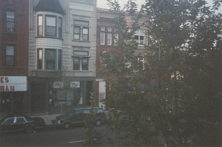 chicago avenue in 2002