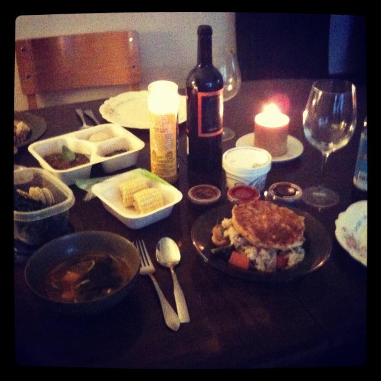 Hipstamatic Thanksgiving