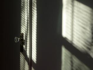 talman bedroom light through blinds