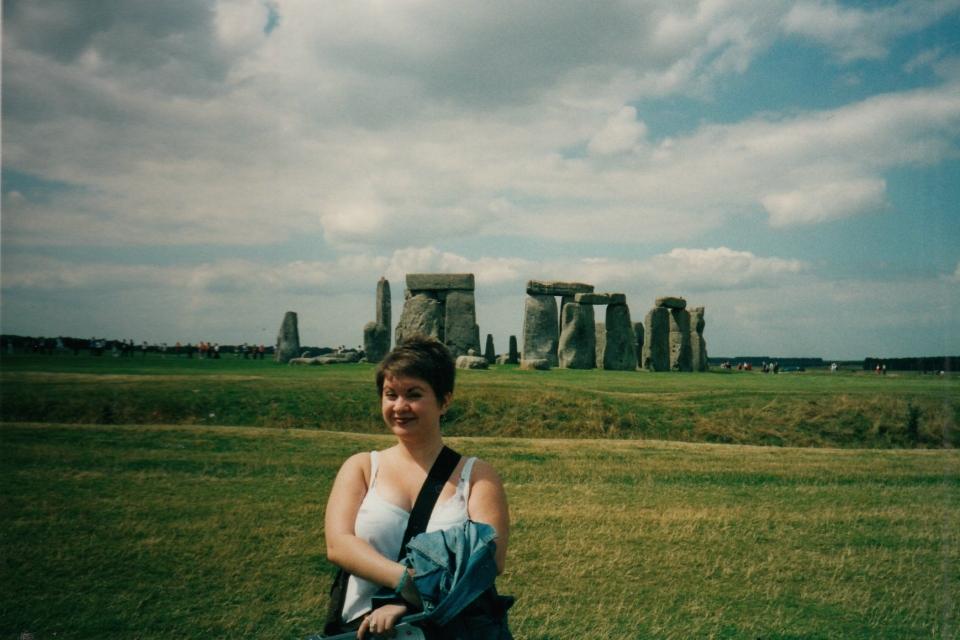 AF stonehenge