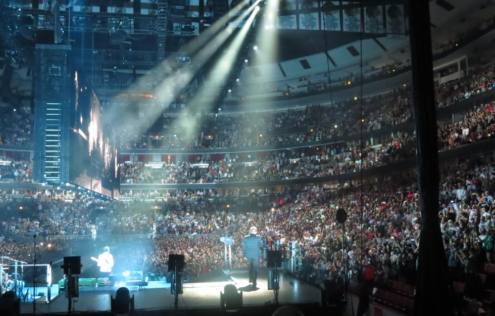 U2's straight-up grandeur