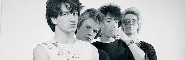 U2 in 1979