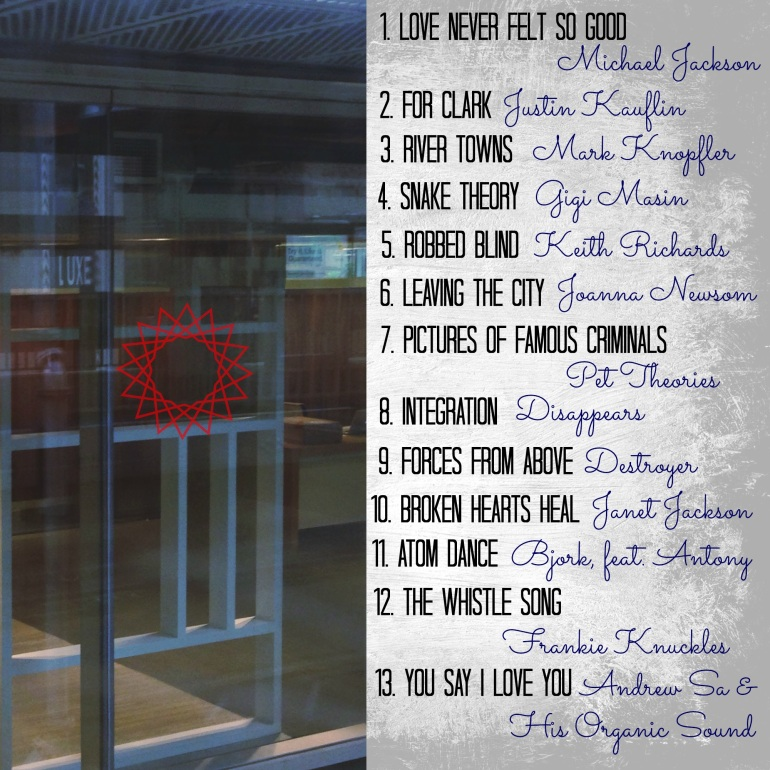 best of 2015 track list