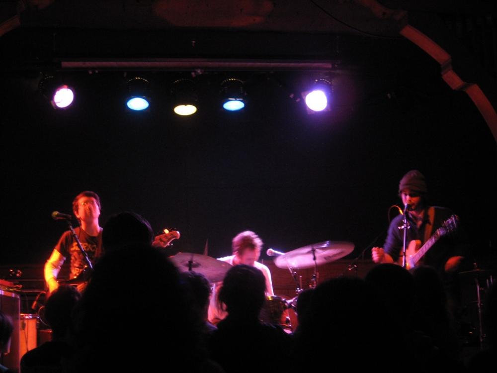 white denim at schubas 2008